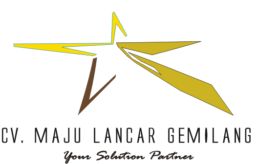 Logo CV. Maju Lancar Gemilang