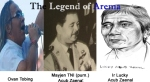 the Legend of arema