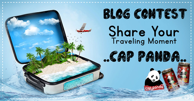 Banner Logo Blog Contest Liang Teh Cap Panda oleh MLGcoffee dot com