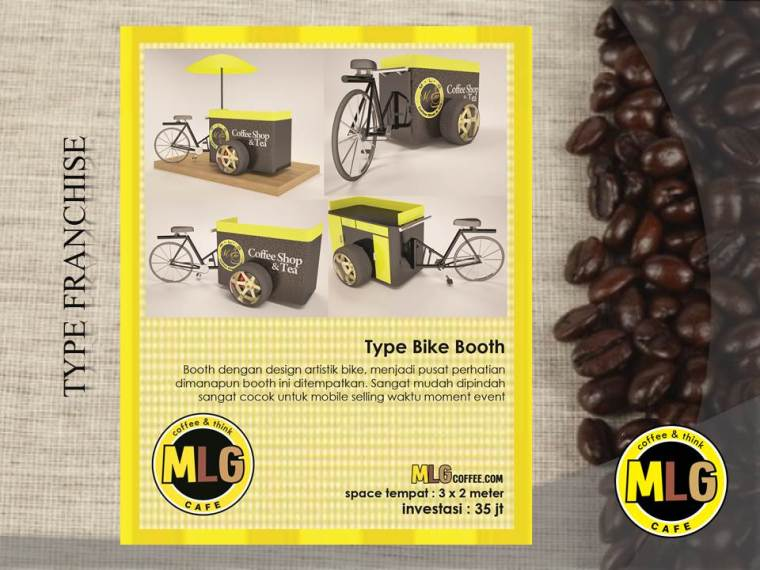 Slide12 - Franchise & Waralaba MLG cafe, coffee shop & Konsultan Cafe Katalog Product