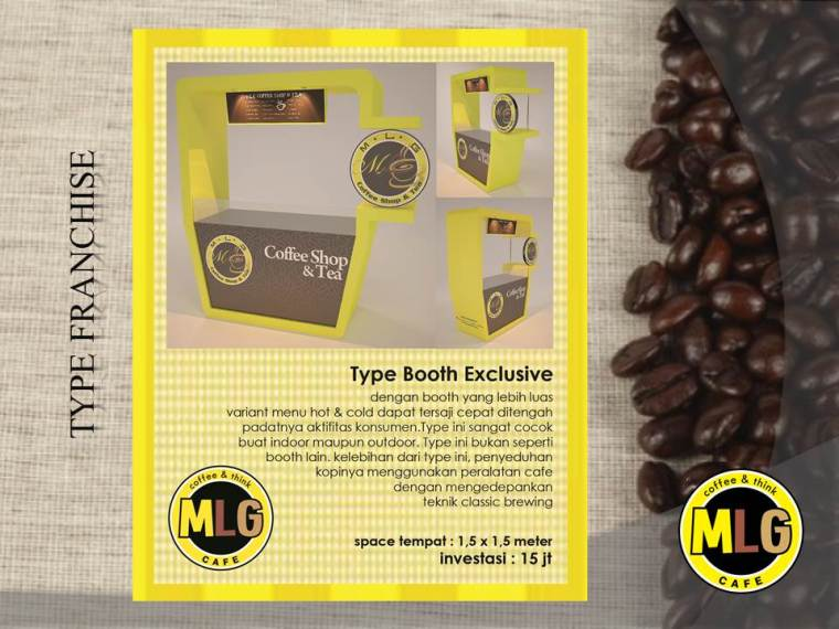 Slide9 - Franchise & Waralaba MLG cafe, coffee shop & Konsultan Cafe Katalog Product