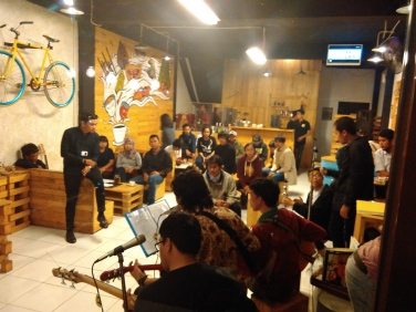 SECONDNNIVERSARY BEATLEMANIA MALANG | MLG CAFE FRANCHISE & CONSULTANT