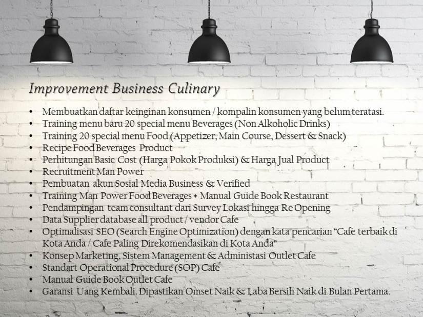 Konsultan Restoran MLG Konsultan Cafe MLG Konsultan Marketing Slide17
