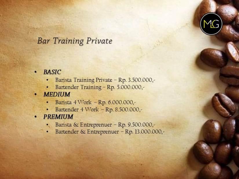 Konsultan Restoran MLG Konsultan Cafe MLG Konsultan Marketing Slide21